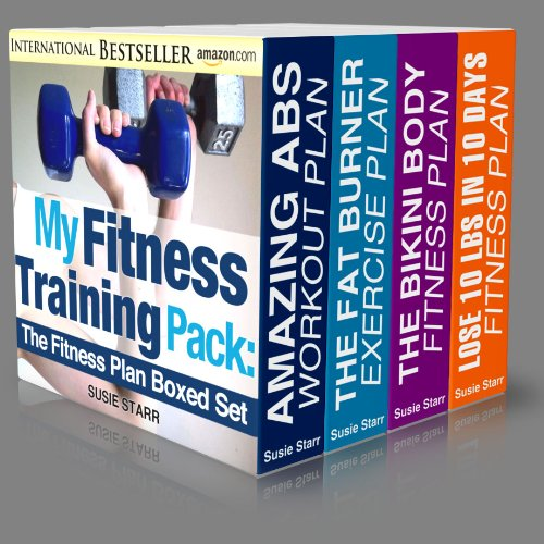 My Fitness Training Pack: The Fitness Plan Boxed Set (English Edition) -