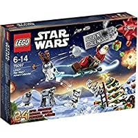 LEGO Star Wars - Calendario de Adviento, 292 Piezas (75097)