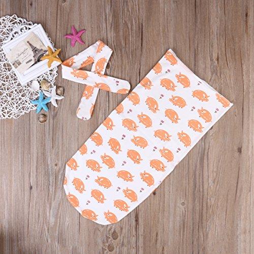 cat1-rhd für Neugeborene Baby Schlafsack, 65cm x 30cm für Kinder 0–12Monate