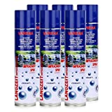 Varena Imprägnier-Spray 400ml - Schützt Leder, Textilien gegen Nässe (6er Pack)