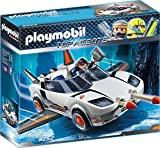 Playmobil 9252 - Agent P.'s Spy Racer