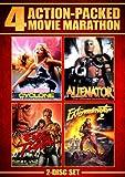 Action Packed Movie Marathon [DVD] [Region 1] [US Import] [NTSC]