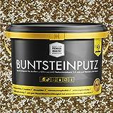 Buntsteinputz ocker/weiss 20kg