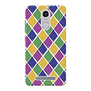 Inkif Printed Designer Case Mobile Back Cover For Xiaomi Redmi Note 3