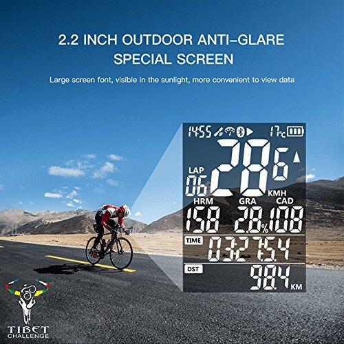 Zoom IMG-3 igpsport igs50e gps ciclismo computer