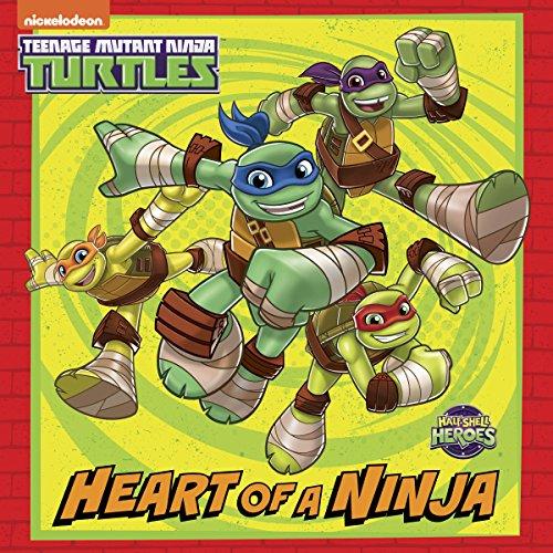 Heart of a Ninja (Teenage Mutant Ninja Turtles) (English ...