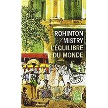 L Equilibre Du Monde (Ldp Litterature)