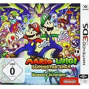 Mario & Luigi Superstar Saga + Bowsers Schergen