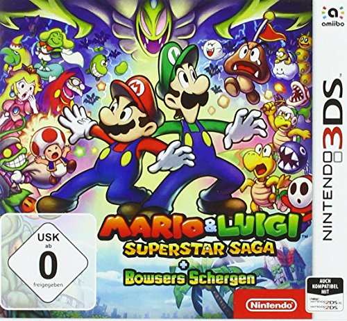 star Saga + Bowsers Schergen - [3DS] ()
