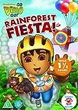 Go Diego Go: Rainforest Fiesta [DVD]