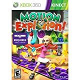 Motion Explosion - Kinect