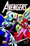 La visione e Scarlet. Avengers