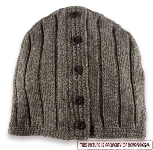 SIMPHONY GRIGIO cuffia Glamour cappello Trandy cappello MONTAGNA CAP bearnie cap hute