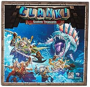 Renegade Game Studios rgs00569–Jeu Clank: Sunken Treasures