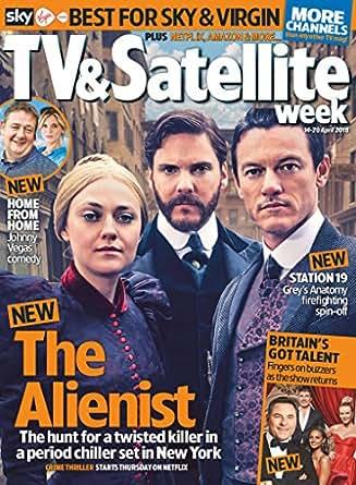 TV & Satellite Week UK: Amazon co uk: Kindle Store