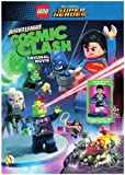 Lego Dc Comics Super Heroes: Justice (W/Figurine) [Edizione: Stati Uniti] [Italia] [DVD]