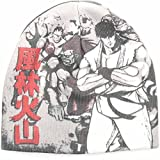 Street Fighter kc201429str Ryu mit anderen Fighters Beanie (One Size)
