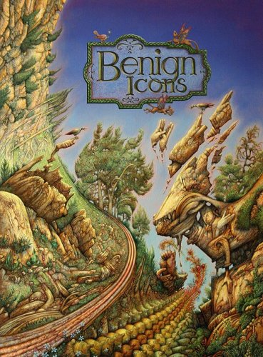 Benign Icons (Illustration Commercial Art) por Patrick Woodroffe