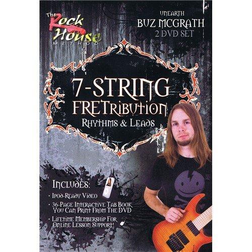 Buz McGrath (Unearth): 7-String Fretribution - Rhythms & Leads. Pour Guitare
