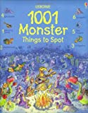1001 Monster Things to Spot (Usborne 1001 Things to Spot)