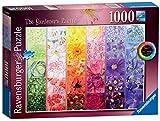 Ravensburger The Gardener 's Palette Nr. 1–Cottage Garden, Spielset Puzzle, 1000Einzelteile