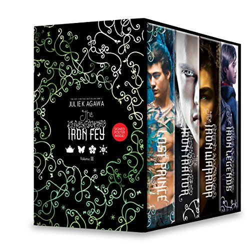 BOXED-IRON FEY BOXED SET 2 BOX