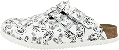 Birkenstock Kay Clogs Work Shoes Women Supergrip