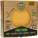 GreenVie Vegan Block Cheddar Cheese 250g