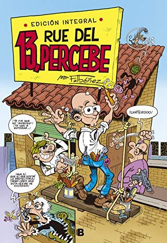 13, Rúe del Percebe (edición integral) por Francisco Ibáñez