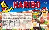 Haribo - Cocktail pika, 1kg