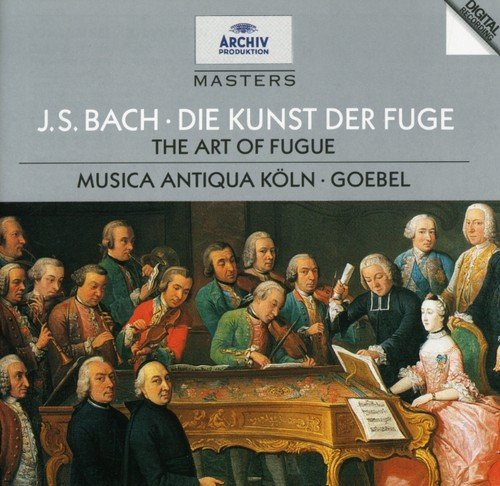 BACH - L'art de la Fugue