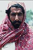 685082 Camel Herder Lower Sind Southern Pakistan A4 Photo