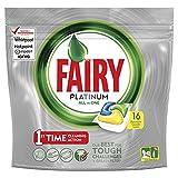 Fairy Platinum Spülmaschinentabs, Packung Zit...Vergleich