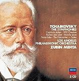 #9: Tchaikovsky: the Symphonies
