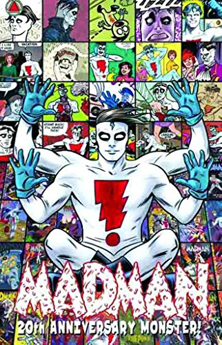 [Madman 20th Anniversary Monster] (By: Mike Allred) [published: February, 2012]