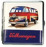 Immerschön Zigaretten-Etui VW Bulli UK Union Jack für 18-20 Zigaretten
