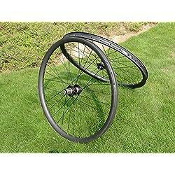 Toray carbono llantas Full Carbon Ud mate bicicleta de montaña 29er Clincher Wheel Rim Disco de freno para bicicleta MTB Ruedas