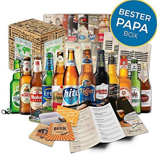 Cervezas de las especialidades (12 botellas) de mundo a las mejores cervezas delmundo dan awaywith caja de regalo (no cerveza barata) width=