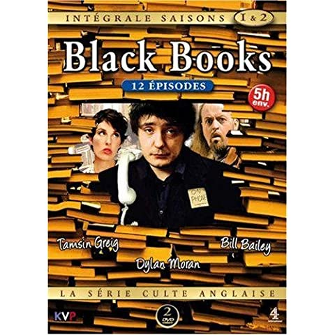 Black Books - Intégrale Saisons 1 & 2