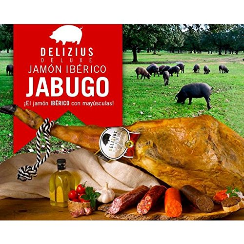 Jamón de Jabugo Ibérico de Bellota Delizius Deluxe