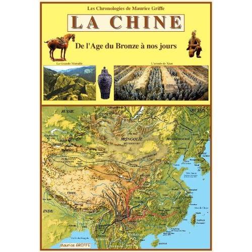 CHRONOLOGIE DE LA CHINE