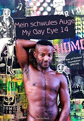 Mein schwules Auge / My Gay Eye: Das Jahrbuch der schwulen Erotik 14/15