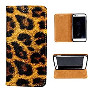 i-KitPit PU Leather Flip Case For Micromax A65 Smarty