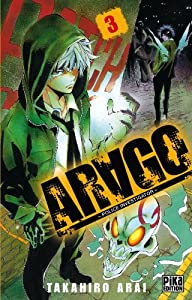 Arago - Police Investigator Edition simple Tome 3