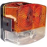 HELLA 2BE 002 776-261 Blinkleuchte, rechts, 12V, mit Lampenträger