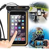 Impermeabile Custodia, Sahara Sailor Universale bicicletta supporto del supporto Phone case ...
