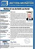 Aktien Monitor 1 2018 Volkswagen Tencent Capital Stage Zeitschrift Magazin Einzelheft Heft Börsenbrief