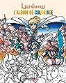 Les Légendaires - Album de coloriage 02 par Sobral