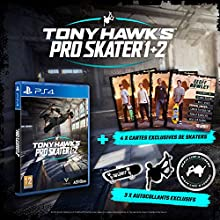 Tony Hawk's Pro Skater 1+2 - Exclusif Amazon (PS4) - PlayStation 4 [Edizione: Francia]