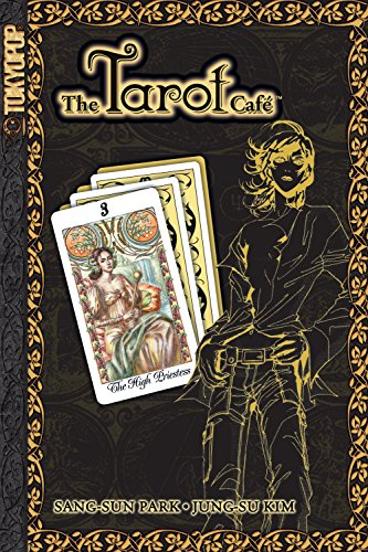 Tarot Cafe manga volume 3 (English Edition)